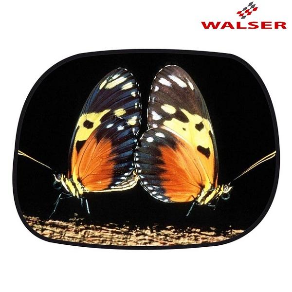 Solskydd bil Walser Fjärilar